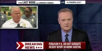 Ferguson PD Fail To Produce Incident Report For Michael Brown Shooting