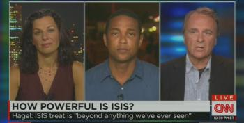 CNN Analyst Kayyem Calls Out Fearmongering On ISIS:  'Talk To Us Like We're Rational Adults'