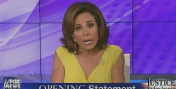 Fox's Pirro Goes Off The Rails Attacking President Obama For Playing Golf While He's On Vacation