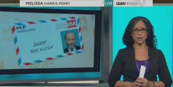Melissa Harris-Perry Takes Joe Klein To Task For 'Cringe-Worthy' Analysis Of Ferguson