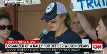 Darren Wilson Supporters Vow Not To Hide, Raise Over $300,000