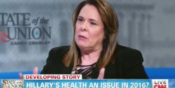 Candy Crowley Describes Sen. Graham's ISIS Plan: Being A War Hawk Is Being 'Muscular'