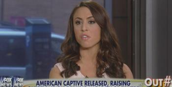 Fox's Tantaros: 'Disgraceful' That U.S. Has Not 'Lit Up' Region For Beheading Foley