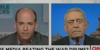 Dan Rather To War Hawks: Are You Willing To Send Your Kids To War?