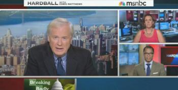Capehart And Walsh Remind Chris Matthews Republicans Are Responsible For Gridlock