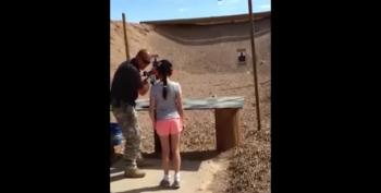 AZ Gun Range Claims Release Forms For 9 Yr Old Uzi User 'Blown Away By Wind'