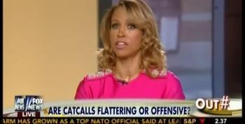 Women Of Fox Embrace Men's Catcalls: 'Let Men Be Men'