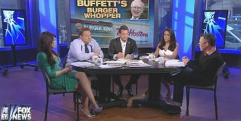 Fox's The Five Hosts Suddenly Decide They Love Warren Buffett