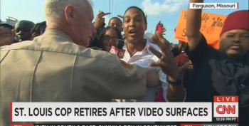 St. Louis Cop Who Threatened Don Lemon Retires With Full Pension