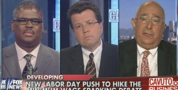 Fox Pundits Attack Minimum Wage Workers On Labor Day Weekend