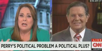 CNN Brings On Tom DeLay To Discuss Perry Indictment