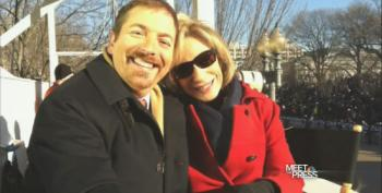 NBC Heaps Praise On Future Meet The Press Host And 'Goatee Enthusiast' Chuck Todd