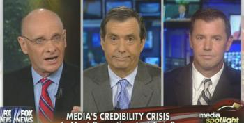 Fox Pundits Opine Over The Media's Loss Of Credibility