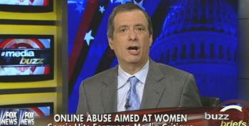 Fox's Kurtz Wishes Colbert Good Luck With 'Dropping Protective Cloak As A Pompous Blowhard'