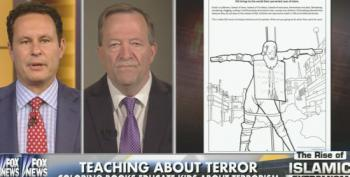 Fox Promotes ISIS Coloring Book Designed To Terrorize Children
