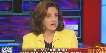 Fox's McFarland: Obama Has Stuck His Head In The Sand Over ISIS Threat
