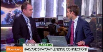 Secret Network Connects Harvard Money To Payday Loans