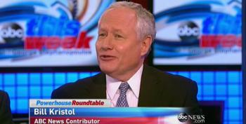 Bill Kristol: A Red Line Not To Have Boots On The Ground 'Not Serious'