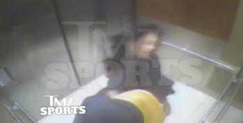 Video Released Of NFL Star Ray Rice Knocking Unconscious His Fiancee