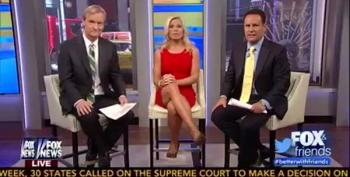 Fox & Friends Has Advice For Janay Rice: 'Take The Stairs'