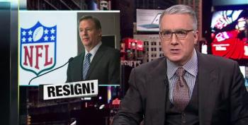 Olbermann: In The Ray Rice Situation, Everyone Must Go