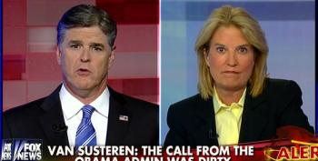Fox's Van Susteren: White House Pressured Me To Get Fox To Back Down On Benghazi Coverage