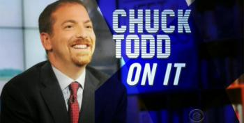 The Late Show: Chuck Todd -- On It