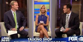 Fox Pundits Ask: 'How Much Would It Help' If Obama Called Bush For War Advice?