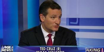 Cruz: President Obama Operates A 'Photo-Op Foreign Policy'