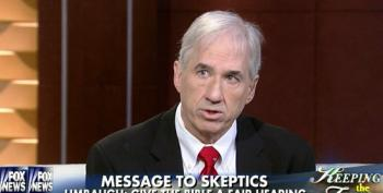 Fox And Friends Help Wingnut David Limbaugh Sell His New Book, 'Jesus On Trial'