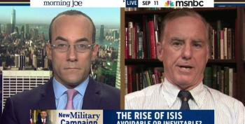Howard Dean Calls Out Dan Senor For His 'Ridiculous Revisionist History'