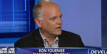 Ron Fournier Blames Obama, And Not The Media, For Hyping ISIS Threat
