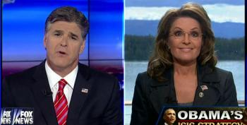 Palin Attacks President Obama For Honoring Bush's Status Of Forces Agreement