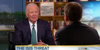 James Baker Refuses To Admit Invading Iraq Responsible For Rise Of ISIL