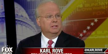 Karl Rove: Obama 'Squandered The Peace' That Bush Left Behind