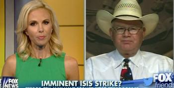 Texas Sheriff Tells Fox News: ISIS Is Coming Over Mexico's Border!