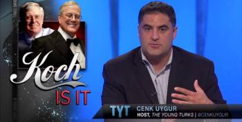 Wrong Again Joe! Cenk Uygur Takes MSNBC Talking Head To School