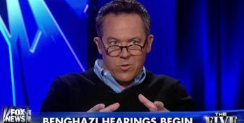 Fox Pundits Attack Media Matters For Fact Checking Benghazi Hoax