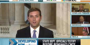 Luke Russert Pretends 'Both Sides' Arguments On Benghazi Hoax Are Legitimate