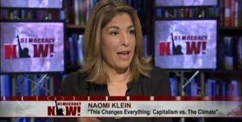 Naomi Klein On Why The Climate Change Deniers Are Right