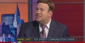 Frank Luntz Orchestrated Roger Goodell's Awful Press Conference Over Ray Rice Video