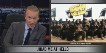 Bill Maher Asks If We're Appeasing The Terrorists With Our Overreaction To ISIS