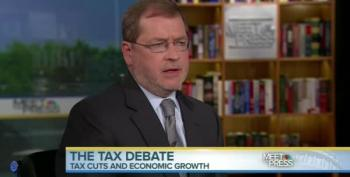 Has Grover Norquist Ever Been To A Strip Club?