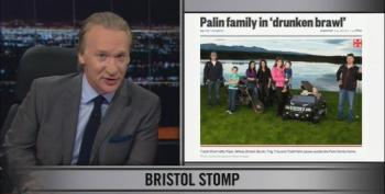 Bill Maher Mocks Palins For Drunken Brawl