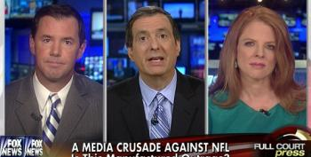 Howard Kurtz Asks If There's A Media Crusade Against The NFL