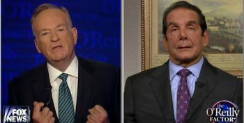 'Off The Wall': Krauthammer On O'Reilly's Call For Mercenary Army To Fight ISIS