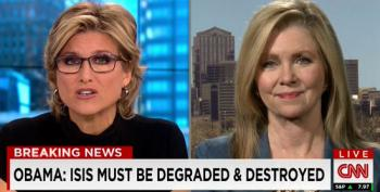 CNN's Banfield Clashes With Rep. Blackburn Over Ground Troops To Fight ISIS