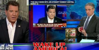 Eric Bolling Calls Colbert, Stewart, And Maher The Mo, Larry, And Curly Of The Left