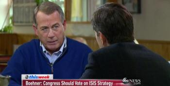 Boehner: U.S. May Have 'No Choice' But To Send Troops To Defeat ISIS