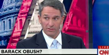 Ken Cuccinelli Criticizes Obama Administration For Being 'Phenomenally Uncomfortable' With Military Intervention